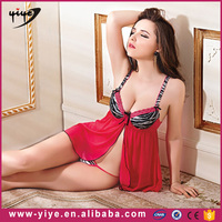 Supplier OEM service sexy lingerie showing nipples