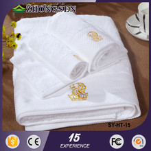 fully cotton printed disposable towel