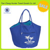 2015 heavy duty new design cotton canvas reversible tote bag