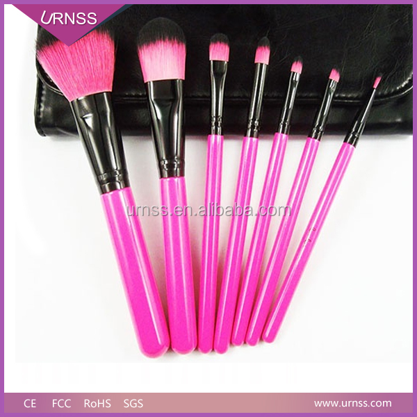 2015 best  makeup professional best brush synthetic OEM girls Wholesale  or set natural brushes makeup natural