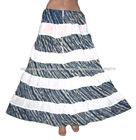 algodão mulheres saias longas para o verão da índia