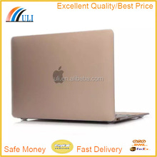 Glossy Crystal Hard Shell Laptop Case for macbook air 12