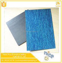 No asbestos sealing plate Mainly used in machinery, valves, petrochemical, pipe flange and the working condition of tower vessel