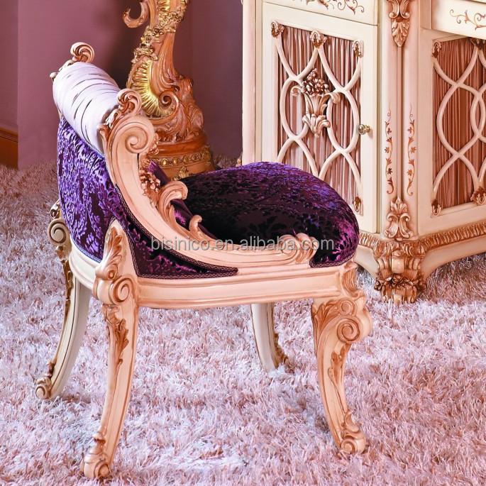 Bisini muebles de dormitorio barroco francés/de lujo exquisito ...