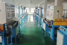 cable sheath line with high performance