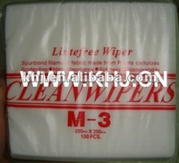 M-3 lint free woven cleaning wiper