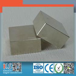 High Power Rare Earth Neodymium Magnets N35-N52 Block Permanent Generators Magnet For Sale