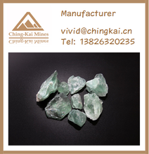 CaF2 75%. fluorite lump 75% CaF2 natural material