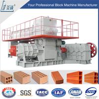 2015 Good Performance clay brick machine introduction