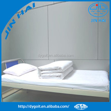 cotton white hospital bedspreads