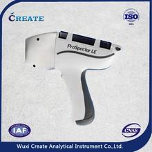 Handheld XRF Analyzer with SDD detector
