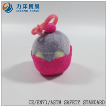 promotional toys/plush fruit and vegetables/ fantastic toys fruit with hook, Customised toys,CE/ASTM safety stardard