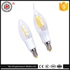 Cheap Custom CE ROHS Aluminum Energy Saving Bulb Lights 9w e14 led candle bulb