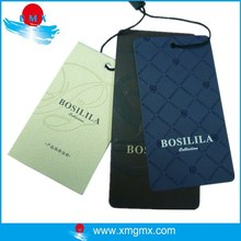 Wholesale High Quality Printed Tag with Customer Design