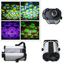 Night club 60W led kaleidoscope light / LED kaleidoscope rotating flower