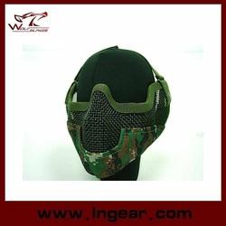 New Stalker Style Splinter Mesh Mask Paintball Reticulated Mask Ver.2