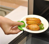 mini kitchen tools silicone clip-resistant finger -glove special for dish household necessary tools