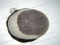 best quality Brazilian hair 6inch toupee for man