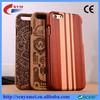 For iPhone 6 Wood Case OEM ODM Cover Natural Wood,For Apple iPhone 6 Plus