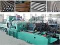 china fabricación de torneado cnc de la máquina para la ronda de barras de acero