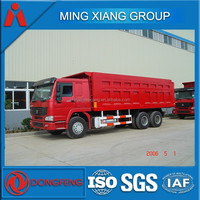 6X4 HOWO truck dump 336HP