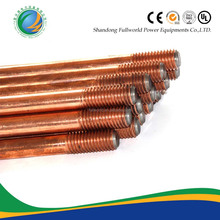 Copper plating products copper earth rod