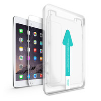 Easy Install Tempered Glass Screen Protector for Apple iPad mini 4 with Easy Applicator Kit