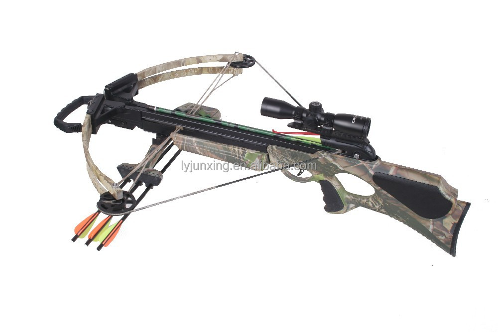 how to use a compound bow scope