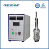 LUIP500 ultrasonic extraction of intracellular material reactor