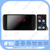 Table clock home camera security system full hd hidden sexy photo camera