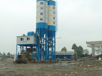 China industrial mobile concrete batching plant manufacturers