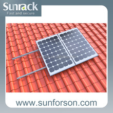 Solar Photovoltaic Mounting Brackets for Pitched Roof
