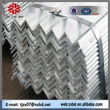 angle bar, steel galvanized angle iron, mild steel equal angle