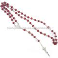 Saint bois de rose- parfumée. chapelet., haute qualité collier chapelet en bois religieux. Jbh201401-40