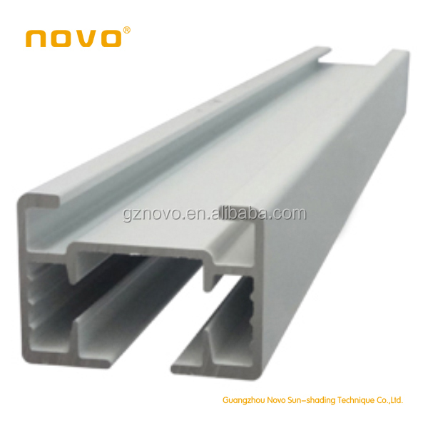 Motorized Curtain Motor Track Automatic Curtain Rods With Motors And 868mhz Remote Control