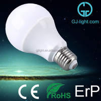 3w 5w low power plastic and luminium led light bulb lamp 24vdc
