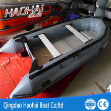 4.3m folding inflatable rubber boat for sale
