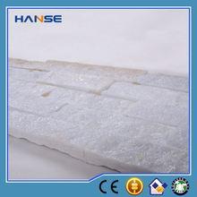 Zt003 caliente de la venta de color blanco blanco cuarcita