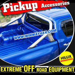 NEW STYLE S/S ROLL BAR FOR HILUX REVO 2015
