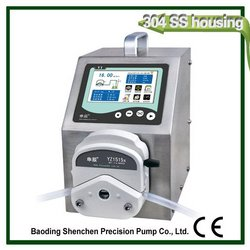 Super quality peristaltic pump chemical,discount peristaltic pump with silicone tubing