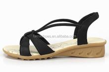Fashion ladies dress shoes 2013 fashion rome women flat sandals