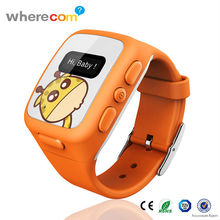 Promotional Cheap Children Phone Smart Watches with GPS Tracking chip From Chinese Factory