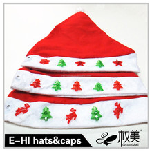 2015 popular christmas hats,musical christmas hat,unique christmas hats