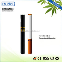 No. 1 to sell! buddy original new products 2015 big vapor pen 70puffs cbd oil disposable empty vape pen electronic cigarette