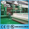PVC wood grain decorative plastics sheet production line