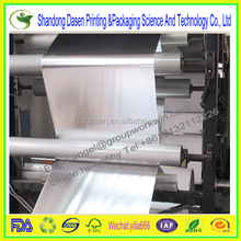 Popular Glossy Lamination Printing metallized gift wrapping paper