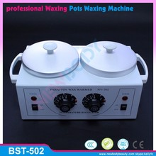100% guarantee portable depilation paraffin magnetic wax heater for skin care
