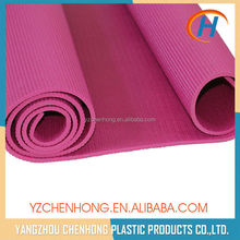 Trade Assurance Pink Color Eco PVC Fashion Fitness Mat