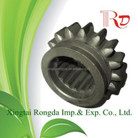 Belarus tractor parts MTZ 80/82/820 die casting iron active gear with free sample