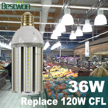 Led 150W Metal Halide Replacement/36W Led Street Light,5Years Warranty,Enclosed Fixture Usable,360Degree,UL Listed